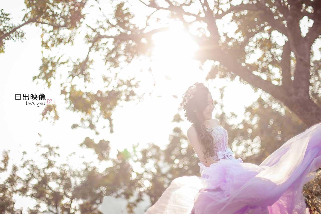 追逐光的日子-日出映像